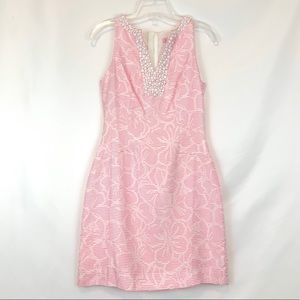 Lilly Pulitzer Rosie Poise Airy Shift dress